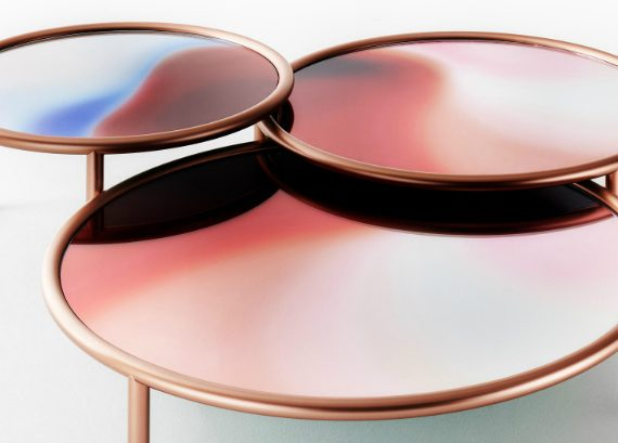 patricia urquiola Colorful Coffee and Side Tables by Patricia Urquiola Colorful Coffee and Side Tables feature 570x409