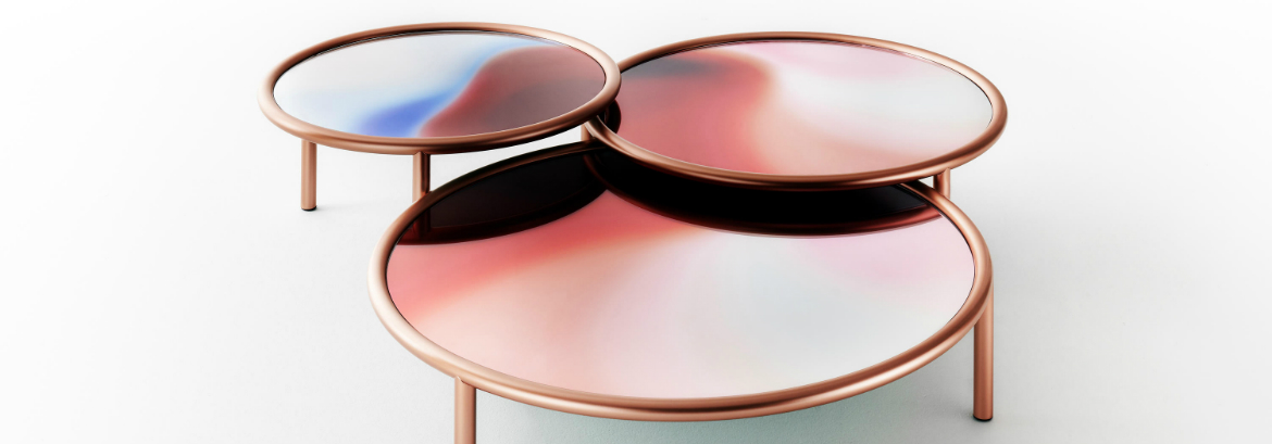 patricia urquiola Colorful Coffee and Side Tables by Patricia Urquiola Colorful Coffee and Side Tables feature
