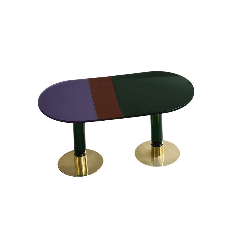 India Mahdavi's Incredible and Imposing Coffee and Side Tables india mahdavi India Mahdavi's Incredible and Imposing Coffee and Side Tables Mahdavis Incredible and Imposing Contemporary Side Tables 8
