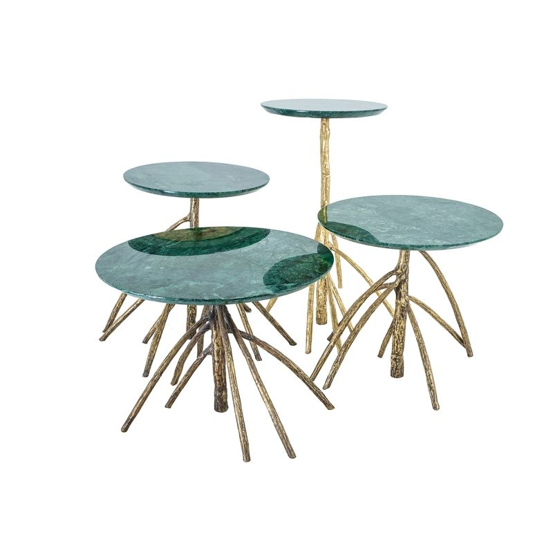 Rossana Orlandi's Incredibly Artistic Side Tables rossana orlandi Rossana Orlandi's Incredibly Artistic Side Tables Orlandis Incredibly Artistic Side Tables 3
