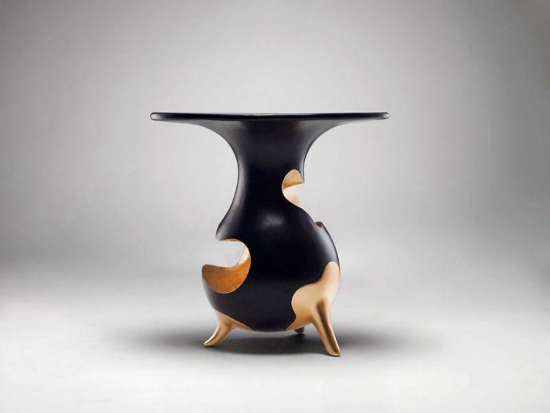 Mattia Bonetti's Modern Side Tables mattia bonetti Mattia Bonetti's Modern Side Tables Bonettis Modern Side Tables