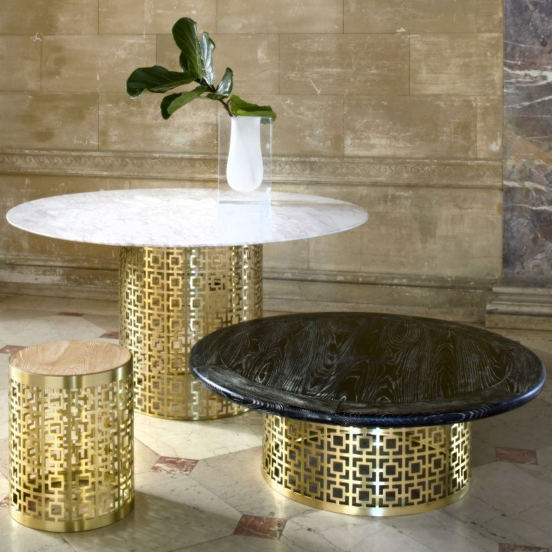 Unique Design Coffee and Side Tables by Jonathan Adler jonathan adler Unique Design Coffee and Side Tables by Jonathan Adler Unique Design Coffee and Side Tables by Jonathan Adler 7