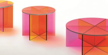 glas italia Glas Italia's Beautiful Glassy Creations coffee and side tables 370x190