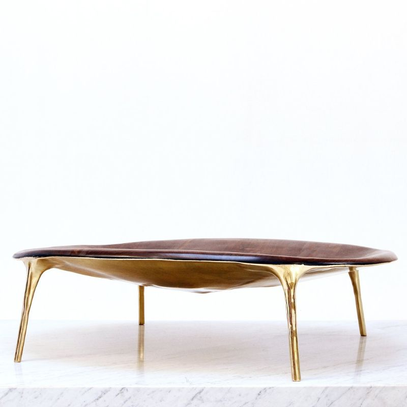 5 Art-Filled Coffee Table Designs From Twenty-First Gallery coffee table design 5 Art-Filled Coffee Table Designs From Twenty-First Gallery 1 1