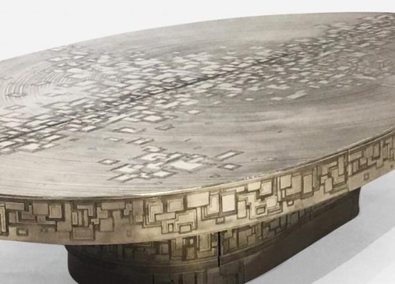 5 Art-Filled Coffee Table Designs From Twenty-First Gallery FT coffee table design 5 Art-Filled Coffee Table Designs From Twenty-First Gallery 5 Art Filled Coffee Table Designs From Twenty First Gallery FT 570x410