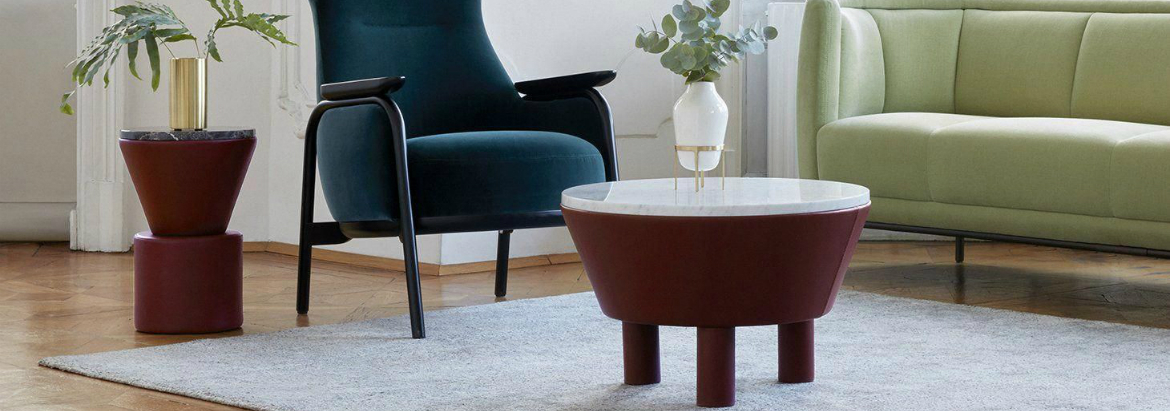 round coffee tables 10 Modern Round Coffee Tables For Your Imposing Living Room round coffee tables feature